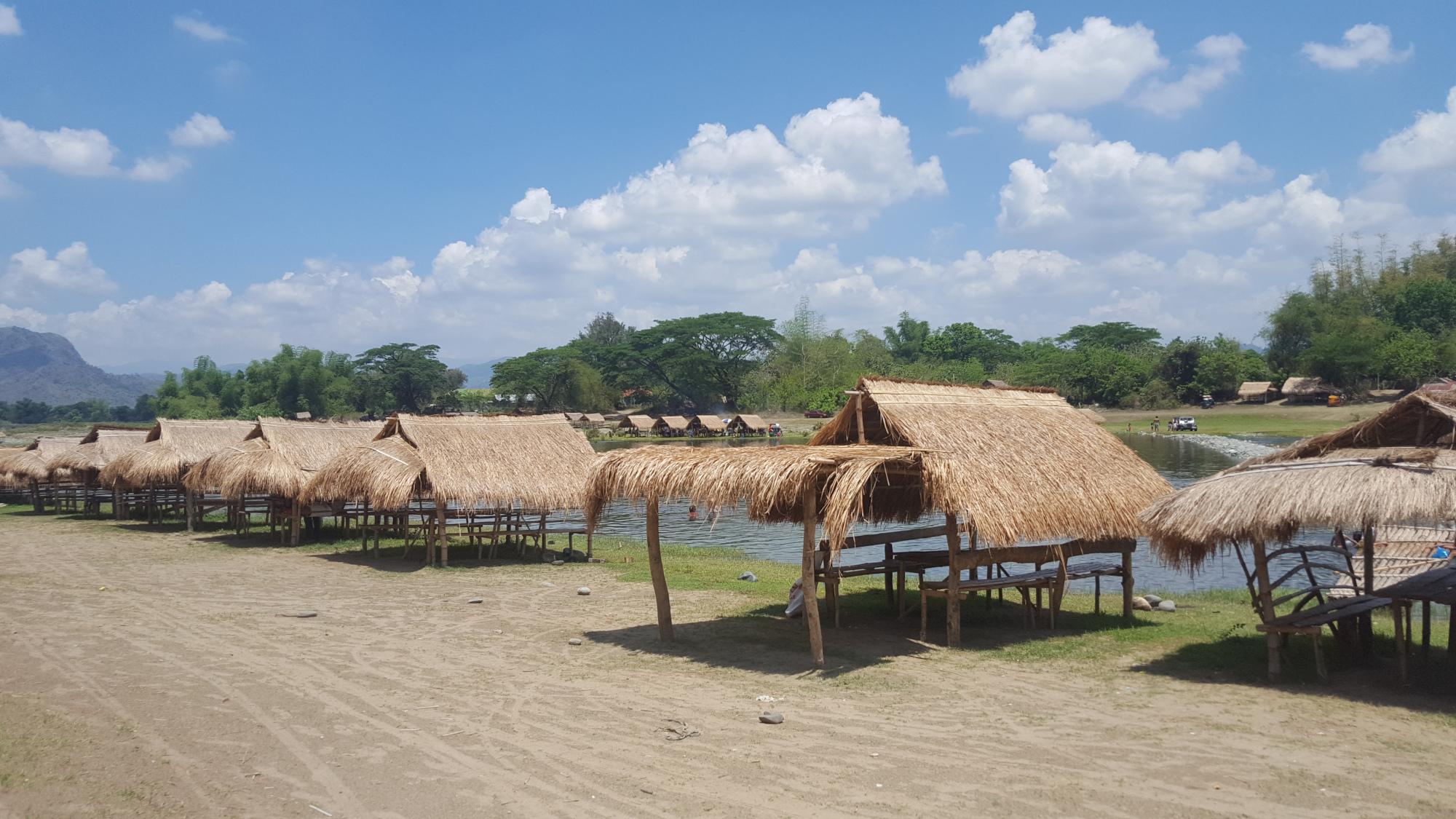 Filipino Huts